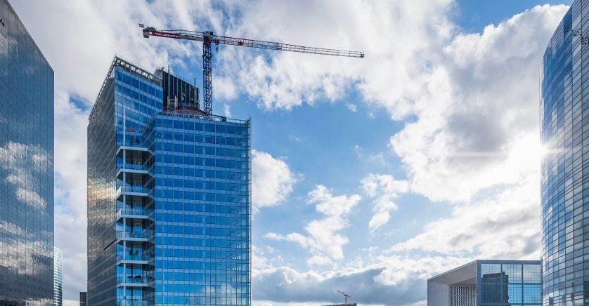 A La Défense, la tour du futur - © Cro&Co