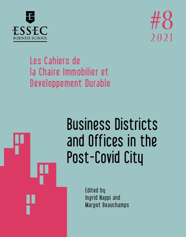 Cahier #8 : Business districts and offices in the post-Covid city - © Cro&Co