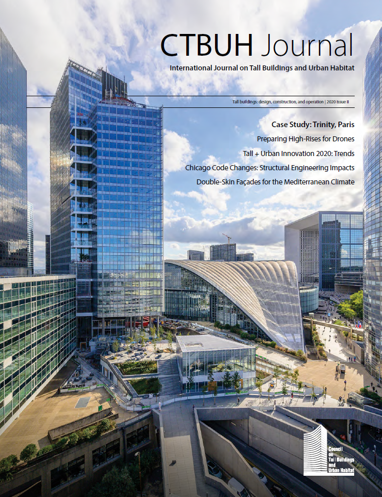 Case study : Trinity Tower - © Cro&Co