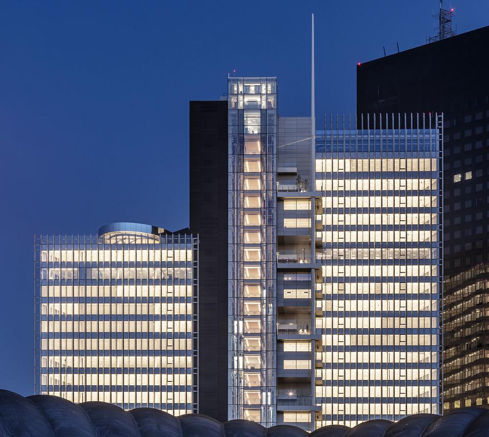 Découvrez les secrets de Trinity, la nouvelle tour de La Défense - © Cro&Co