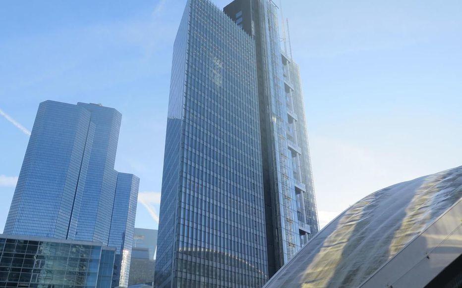 En 2020, La Défense aura plus d'une nouvelle tour dans son sac - © Cro&Co