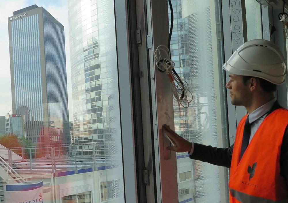 La Défense : comment la tour Trinity veut faire mieux que des bureaux - © Cro&Co