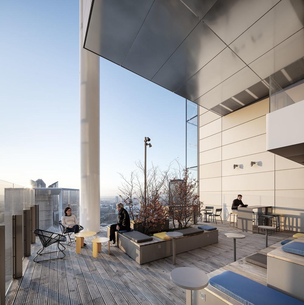 Immobilier tertiaire de demain : six agences d'architecture donnent leur vision - © Cro&Co