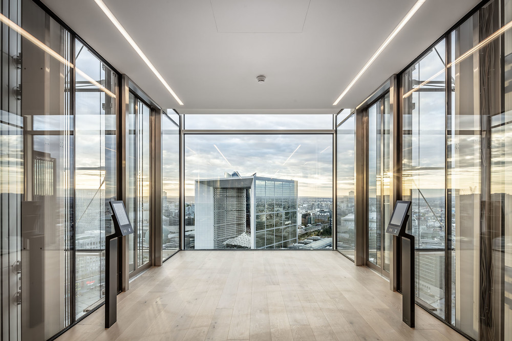 La Défense : Trinity, la tour extravertie - © Cro&Co