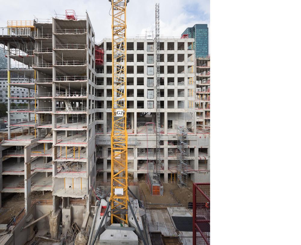 La transformation du quartier Michelet à La Défense est lancée - © Cro&Co