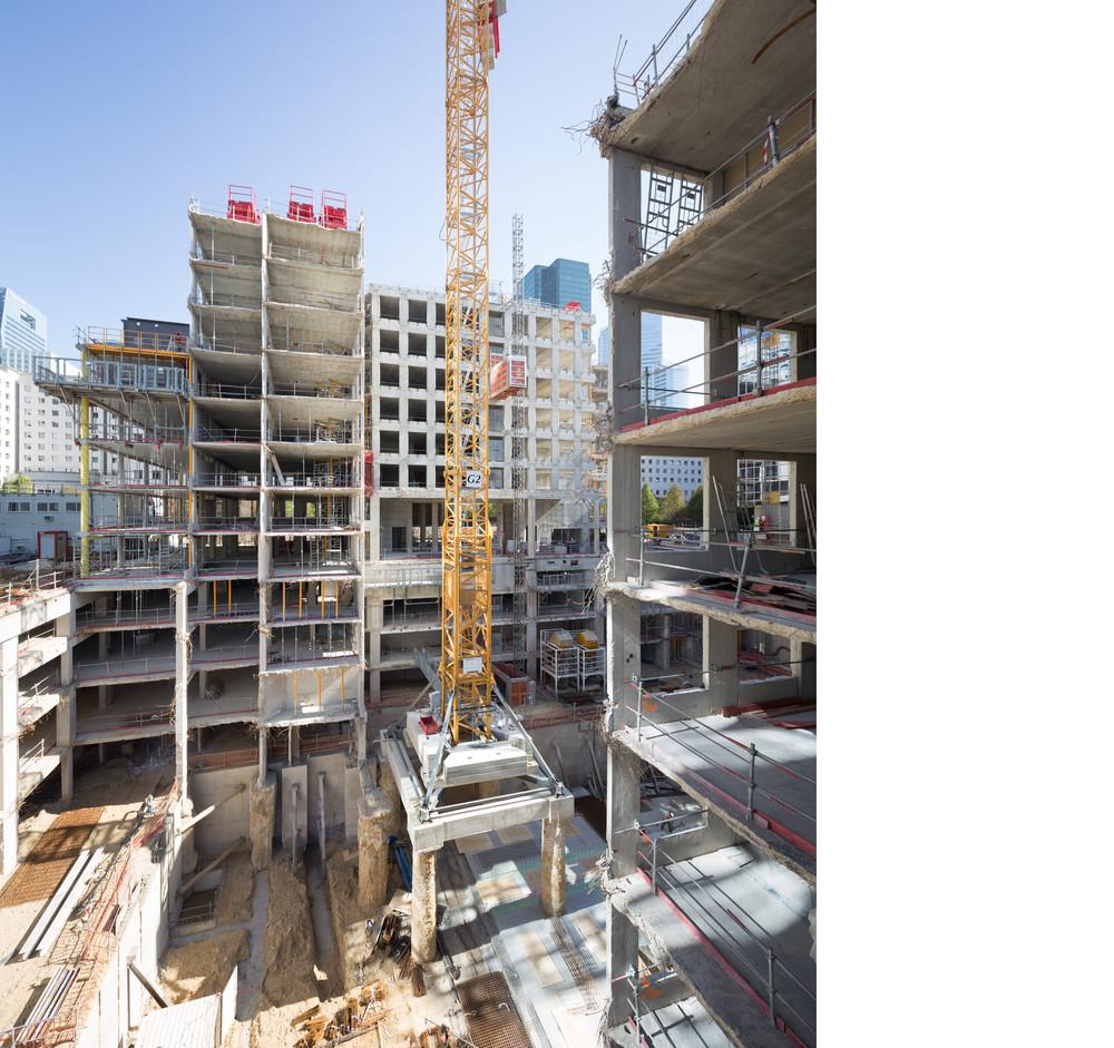 Le groupe d'immeubles d'Eurosic amorce sa mue - © Cro&Co