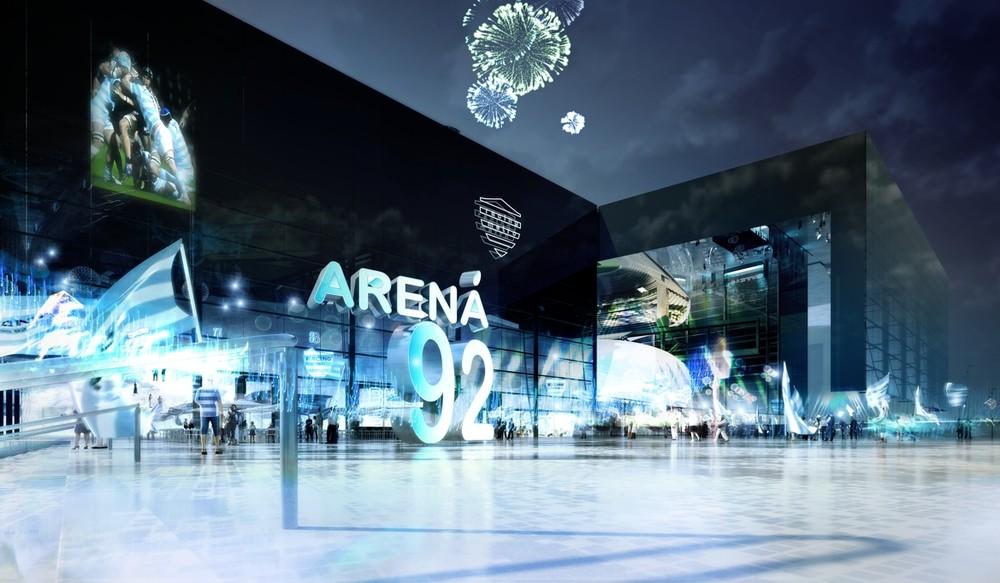 U Arena - © Cro&Co